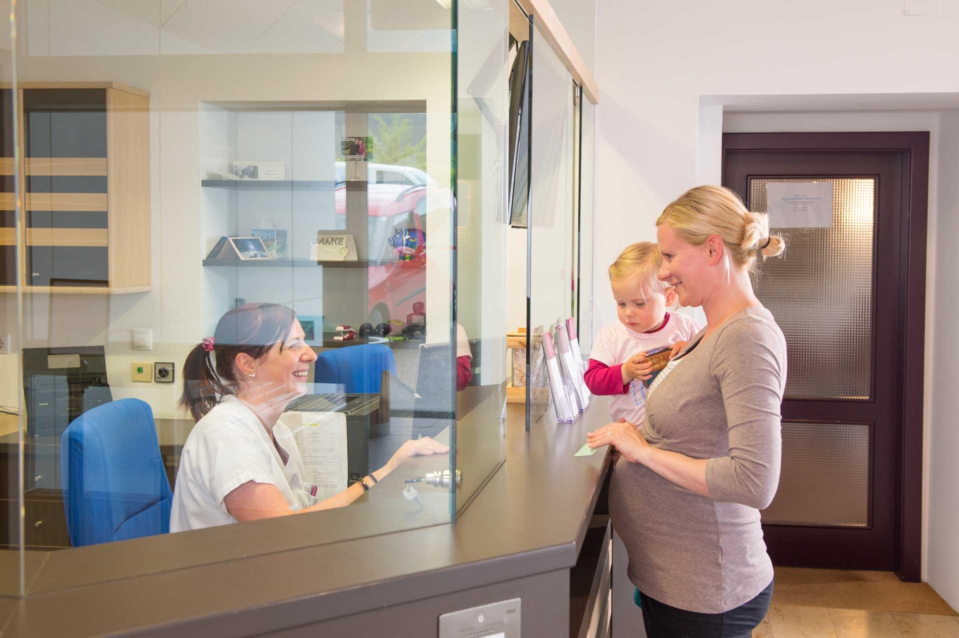 Mother-child passport - Doctor Aufmesser Radstadt / Obertauern