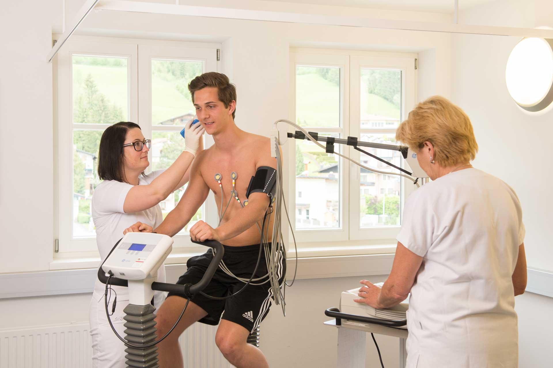 Sportmedizin - Doktor Aufmesser Radstadt/Obertauern